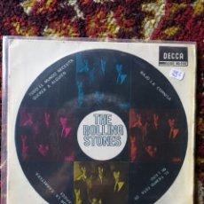 Vinyl-Schallplatten - SINGLE ROLLING STONES- TODO EL MUNDO NECESITA QUERER A ALGUIEN, (DECCA- SDGE 80.932),1965. - 121008407