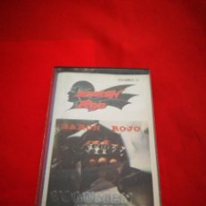 Discos de vinilo: CASSETTE BARON ROJO . Lote 121018491
