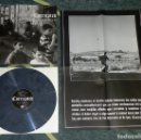 Discos de vinilo: CORRUPTED - NADIE - 12'' EP [THRONE RECORDS, 2008 · PRIMERA EDICIÓN VINILO DE COLOR · #279/296]. Lote 121027387