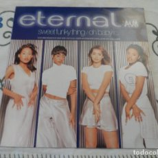 Discos de vinilo: ETERNAL - SWEET FUNKY THING. Lote 121046611
