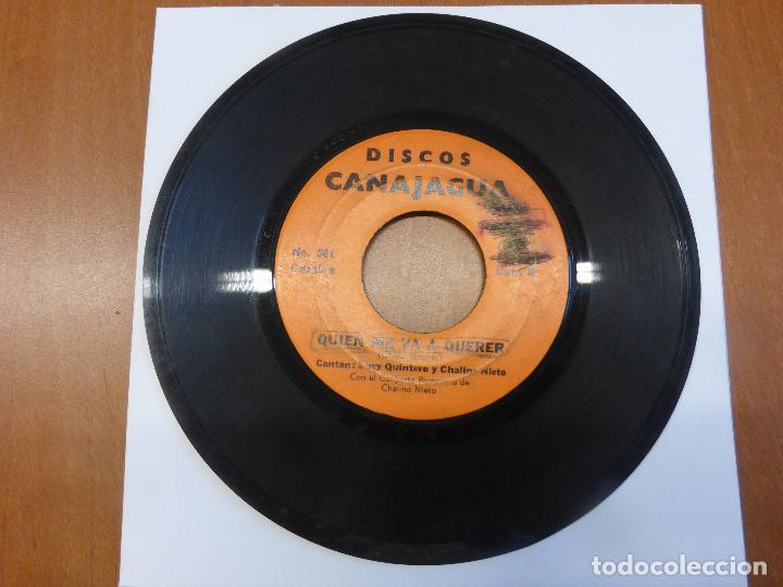 Discos de vinilo: Lucy Quintero Y Chalino Nieto Con El Conjunto Primavera de Chalino Nieto-Maria Jose/CUMBIA 1975 - Foto 3 - 121069463
