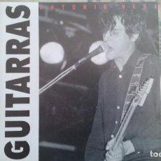 Disques de vinyle: SINGLE PROMO ANTONIO VEGA. GUITARRAS. AREA CREATIVA 1991. Lote 121072363
