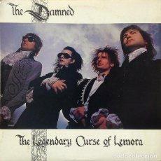 Discos de vinilo: THE DAMNED. THE LEGENDARY CURSE OF LEMORA. 2 XLP. UNOFFICIAL RELEASE, LIVE ALBUM. 1986. Lote 121072467