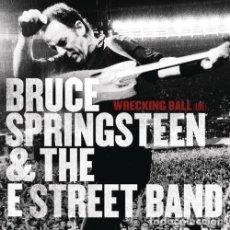 Discos de vinilo: BRUCE SPRINGSTEEN - WRECKING BALL (LIVE) - LIMT EDT USA 10 PULGADAS VINYL !! IMPECABLE, TOP COPY !!. Lote 121078359