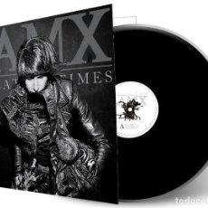 Discos de vinilo: IAMX - VOLATILE TIMES - DOBLE VINILO - 2011 - A ESTRENAR. Lote 121096359