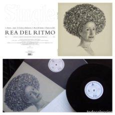 Discos de vinilo: SINGLE - REA DEL RITMO - MAXI ELEFANT RECORDS - INDIE - EDICION VINILO. Lote 121101463