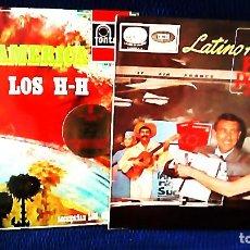 Discos de vinilo: 2 LPS DE MÚSICA LATINOAMERICANA. Lote 129471019