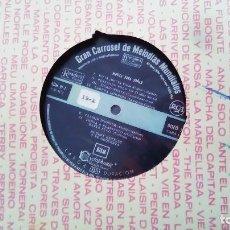 Discos de vinilo: LP DEL AÑO 1962 DE MELODÍAS MUNDIALES . Lote 121112811