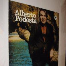 Disques de vinyle: ALBERTO PODESTA - LUIS STAZO *. Lote 121148691
