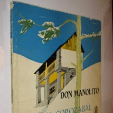 Discos de vinilo: DON MANOLITO - PABLO SOROZABAL *. Lote 121165055