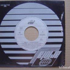 Discos de vinilo: VARIOS - MEDLEY SABADO NOCHE - SINGLE PROMOCIONAL 1991 - ARIOLA - THE JACKSONS / VIOLA WILLS. Lote 121167611