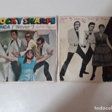 Discos de vinilo: DISCOS ROCHY SHARPE 2. Lote 121180571