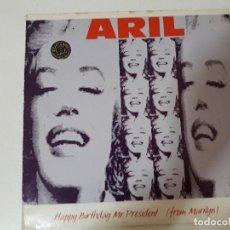 Discos de vinilo: DISCO ARIL. Lote 121180751
