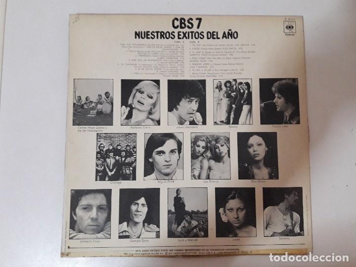 DISCO VINILO CANTANTES 70 (Música - Discos de Vinilo - EPs - Solistas Españoles de los 70 a la actualidad)