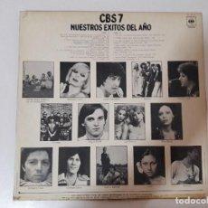 Discos de vinilo: DISCO VINILO CANTANTES 70. Lote 121181215
