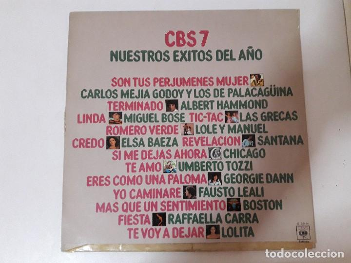 Discos de vinilo: Disco vinilo cantantes 70 - Foto 2 - 121181215