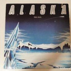 Discos de vinilo: DISCO VINILO ALASKA. . Lote 121181367