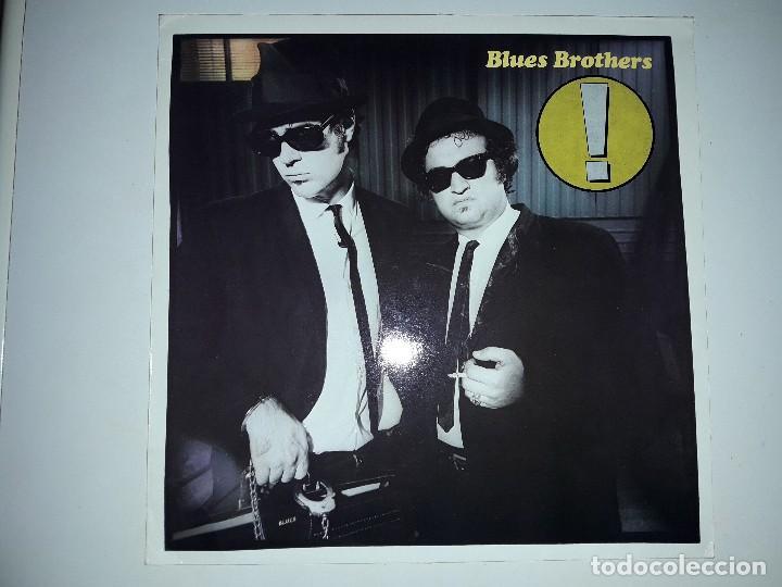 DISCO VINILO BLUES BROTHERS (Música - Discos de Vinilo - EPs - Pop - Rock - New Wave Extranjero de los 80)