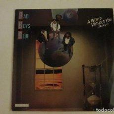 Discos de vinilo: DISCO VINILO BAD BOYS. Lote 121182195