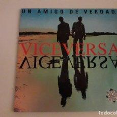 Discos de vinilo: DISCO VINILO VICEVERSA. Lote 121182455