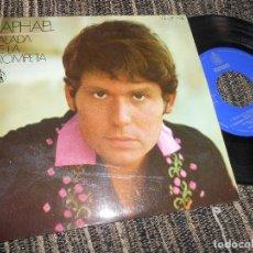 Discos de vinil: RAPHAEL BALADA DE LA TROMPETA/MINTIENDO Y RIENDO/SI,PERO NO/UN BUEN AMIGO EP 7''1969 HISPAVOX SPAIN. Lote 232924610