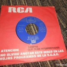 Discos de vinilo: GARCIA MARTORELL+ORQ.LOMIR+JORGE SEPULVEDA+ELISEO DEL TORO TO POR QUE TE CONOCI +3 EP 1973 SPAIN. Lote 121189871