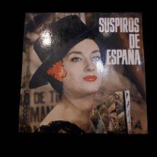 Discos de vinilo: SUSPIROS DE ESPAÑA. DISCOPHON.. Lote 121206422