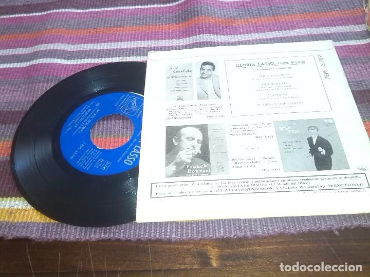 Discos de vinilo: GLORIA LASSO Llamame TEMA EUROVISION ESPAÑA 1962 EP VINILO 4 TEMAS MARIA DOLORES - Foto 2 - 121224531