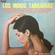 Discos de vinilo: LOS INDIOS TABAJARAS – LOS INDIOS TABAJARAS - LP REEDICION SPAIN 1973. Lote 121231587