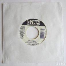 Discos de vinilo: LORRIE MORGAN - HALF ENOUGH/IT'S A HEARTACHE (BONNIE TYLER) 1991 USA SINGLE * FUNDA DE PLASTICO TRAN. Lote 121237635