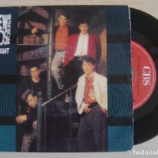 Discos de vinilo: NEW KIDS ON THE BLOCK - TONIGHT + HOLD ON - SINGLE HOLANDES 1990 - CBS. Lote 121247979