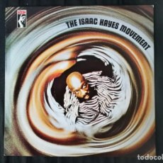 Discos de vinilo: ISAAC HAYES-THE ISAAC HAYES MOVEMENT. Lote 121262799