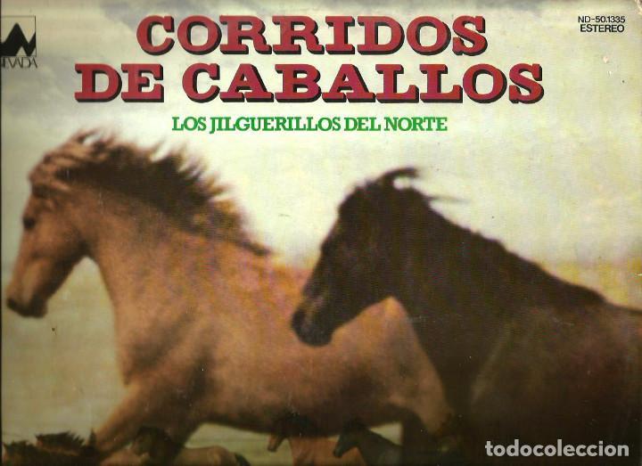 Lp Los Jilguerillos Del Norte Corridos De Cab Kaufen Vinyl