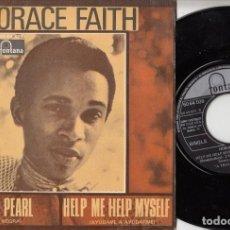 Discos de vinilo: HORACE FAITH - BLACK PEARL - SINGLE ESPAÑOL DE VINILO - TROJAN. Lote 121283411