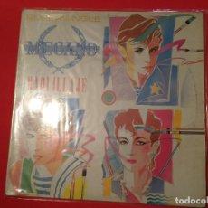 Discos de vinilo: MECANO - MAQUILLAJE. Lote 121291543