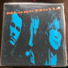 Discos de vinilo: STAGE DOLLS - S/T - LP POLYDOR HOLANDA 1988. Lote 160918350