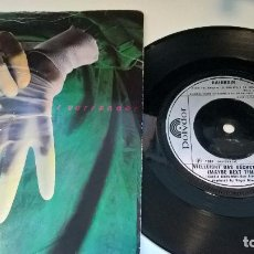 Discos de vinilo: MUSICA SINGLE RAINBOW I SURRENDER (UK) POLYDOR 1981 QA.E . Lote 121318027