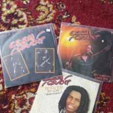 Discos de vinilo: LOTE SINGLES EDDY GRANT, AÑOS 80'S.. Lote 121320866