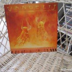 Discos de vinilo: VANGELIS– HEAVEN AND HELL.LP ORIGINAL USA 1976.SELLO RCA.PROG ROCK, EXPERIMENTAL . Lote 121367467