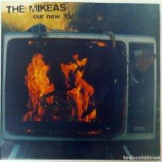 Discos de vinilo: EP VINILO. THE MIKEAS. FRENETIC LIFE. JUMP. UPSET. CHINESSE BEACH. ELEFANT RECORDS. 1995. Lote 121369867
