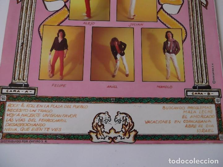 Discos de vinilo: TEQUILA - Matricula de honor - Foto 5 - 121421223