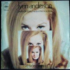 Discos de vinilo: LYNN ANDERSON / ROSE GARDEN. - NOTHING BETWEEN US.. Lote 121428587
