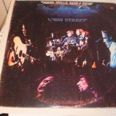 Discos de vinilo: LP 2 DISCOS. CROSBY, STILLS, NASH & YOUNG. 4 WAY STREET. ATLANTIC 1971 ITALY (PROBADOS Y BIEN). Lote 121432255