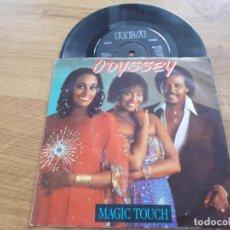 Discos de vinilo: ODYSSEY. MAGIC TOUCH.. Lote 121450319