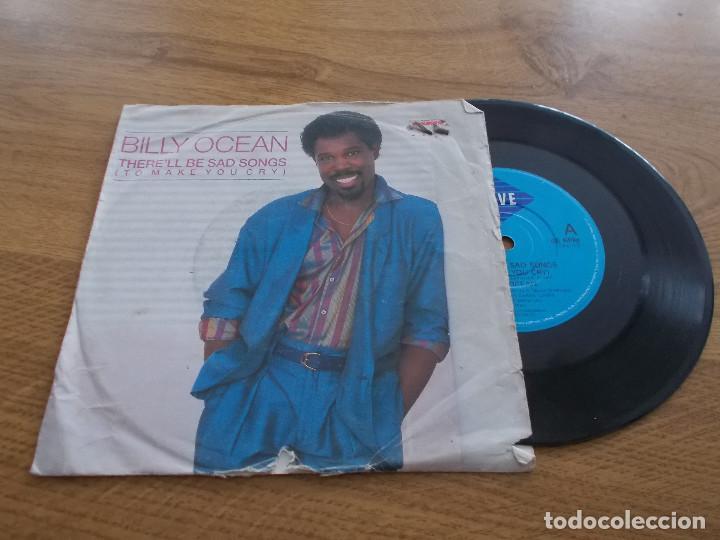 BILLY OCEAN, THER´LL BE SAD SONGS. (Música - Discos - Singles Vinilo - Funk, Soul y Black Music)