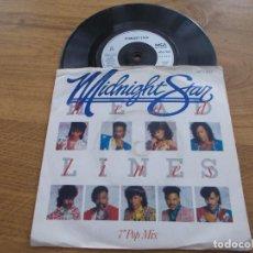 Discos de vinilo: MIDNIGHT STAR. HEADLINES. Lote 121451835