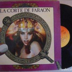 Discos de vinilo: BANDA SONORA ORIGINAL - LA CORTE DEL FARAON - LP 1985 - CBS - ANA BELEN / ANTONIO BANDERAS. Lote 121460383