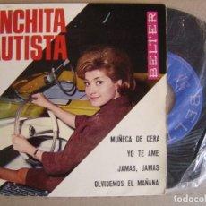 Discos de vinilo: CONCHITA BAUTISTA - MUÑECA DE CERA - EP1965 - BELTER . Lote 121462963