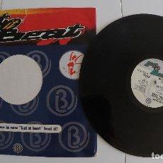 Discos de vinilo: REAL DREAM - MY LOVE 4 YOU. Lote 81130540