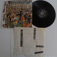 Discos de vinilo: LA POLLA RECORDS - REVOLUCIÓN! LP ALBUM. Lote 66210746